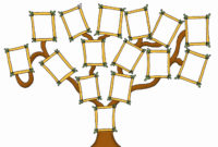 30 Fill In Family Tree   Tate Publishing News Intended For Fill In The Blank Family Tree Template